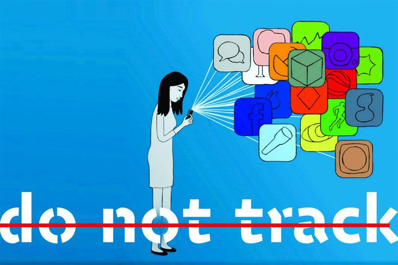 Internet ‹‹ Do not track ››