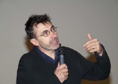 Pierre Carles, Festival 2009, © Raymond Alègre
