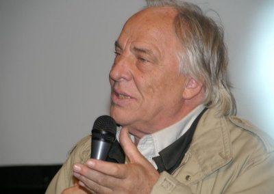 Daniel Mermet, journaliste