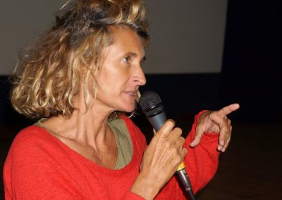 Stéphanie Lamorré, Festival 2014, © Raymond Alègre
