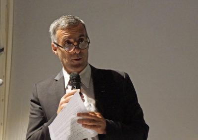 Laurent Roturier, directeur de la DRAC Occitanie