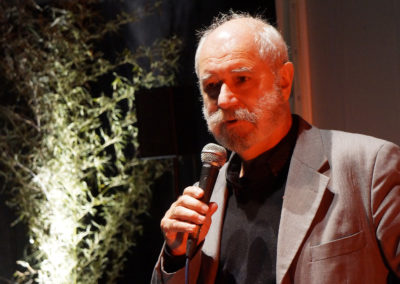 """Christian Rouaud, réalisateur de """"L'eau, la terre et le paysan"""""""