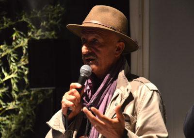 Reza, photographe et parrain du festival