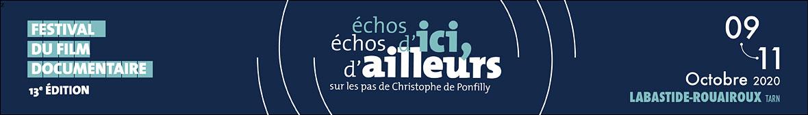 Banniere du festival du film documentaire de labastide rouairoux