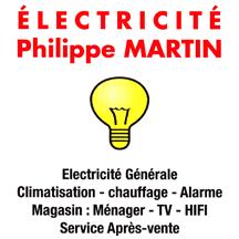 Logo Philippe Martin