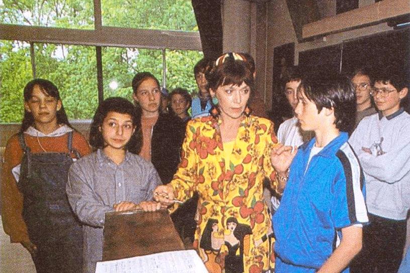 Image du film À nos profs bien aimés