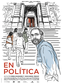 affiche du Film Documentaire En Politica