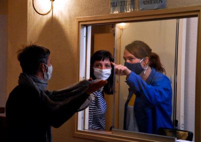 Photo 13e Festival du Film Documentaire - équipe
