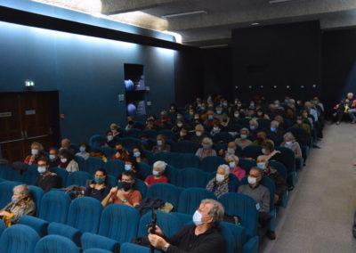 Photo 13e Festival du Film Documentaire - public