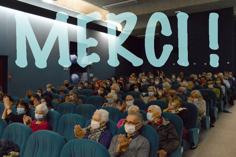 13e Festival du film documentaire Échos d'ici Échos d'ailleurs, sur les pas de Christophe de Ponfilly - MERCI