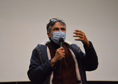 Photo 13e Festival du Film Documentaire - Pierre Carles