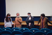 Photo 13e Festival du Film Documentaire - Soirée d'ouverture avec Marie-Monique Robin et la unicipalité