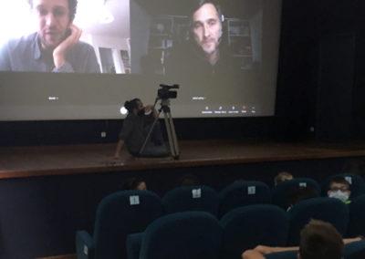Photo 13e Festival du Film Documentaire - Rencontre des scolaire avec les réalisateurs
