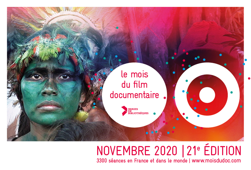 Le mois du film documentaire avec Images en bibliothèques