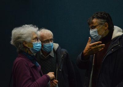 Photo 13e Festival du Film Documentaire - Réalisateur Pierre Carles - public