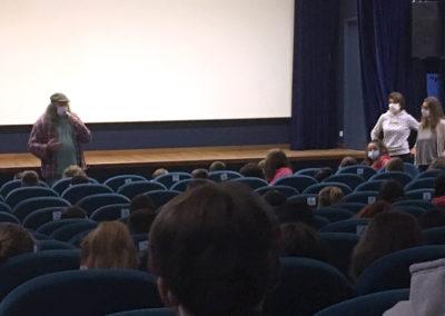 Photo 13e Festival du Film Documentaire - projection scolaires