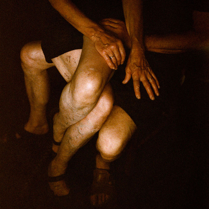 Résidence photographique Aimer/Manger de la photographe Laura Lafon