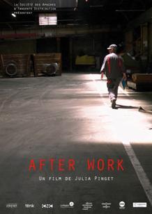 Affiche du Film After work de Julia Pinget