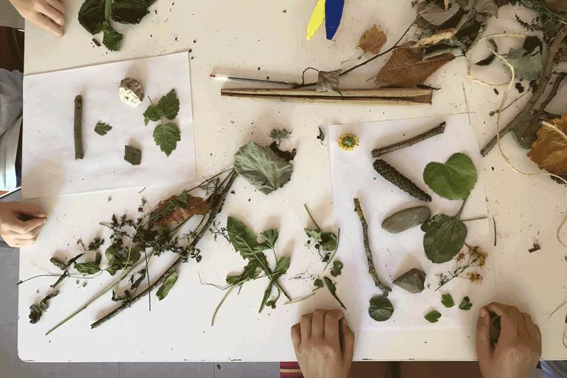 Résidence photographique l'été culturel par Laura Lafon