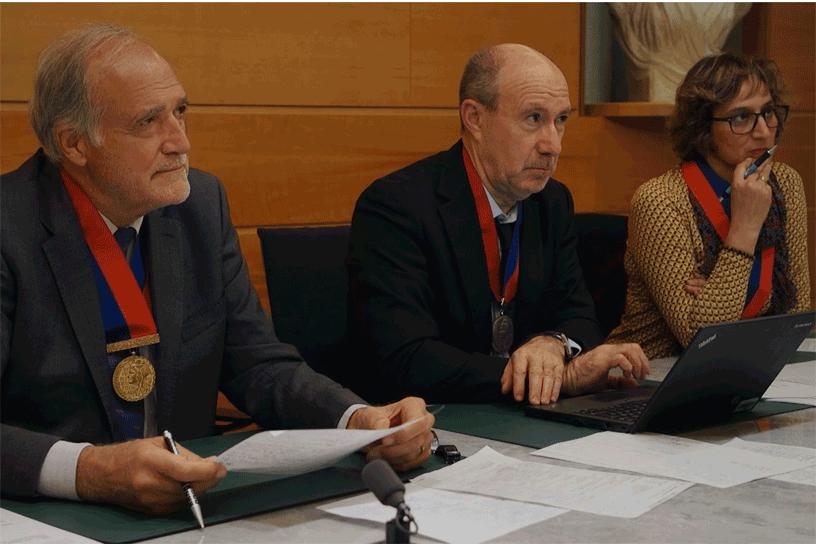 Omage du film documentaire Ca finira aux prud'hommes de Julie Talon