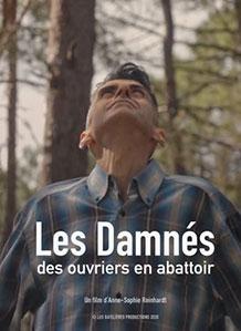 Affiche du film documentaire les Damnés de la réalisatrice Anne-Sophie Reinhardt