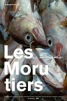 Affiche du film documentaire Les morutiers de Jean-Daniel Pollet