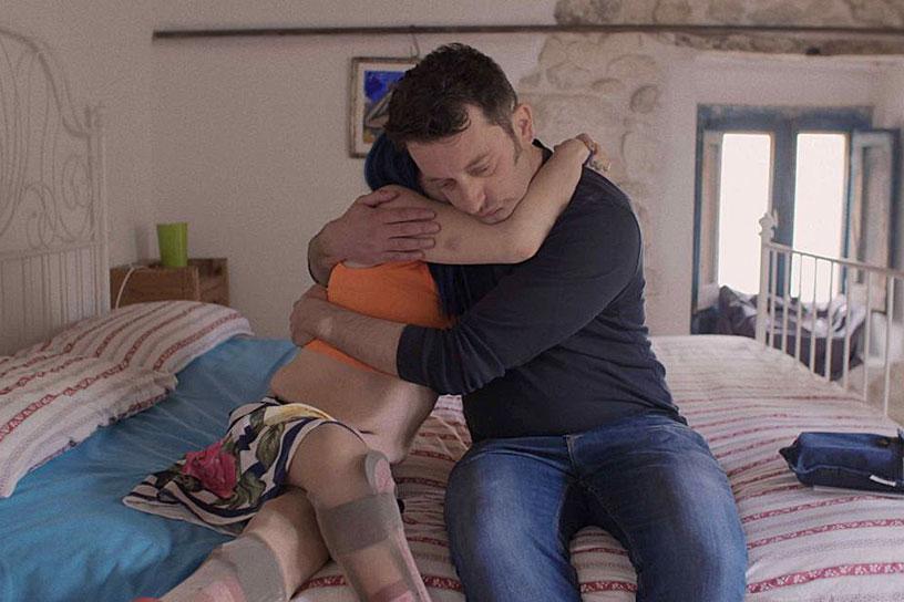 Image du film documentaire Because of my body de Francesco Cannava