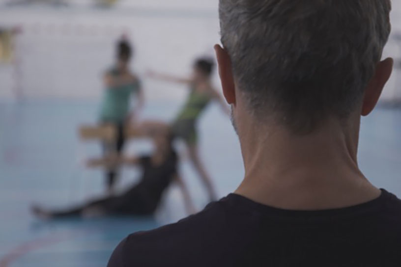 Image du film documentaire Danser sa peine de la réalisatrice Valérie Muller