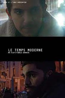 Affiche du film documentaire Le temps moderne d'Adèle Edwards