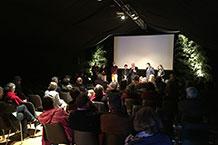 14e festival échos d'ici échos d'ailleurs sur les pas de Christophe de Ponfilly